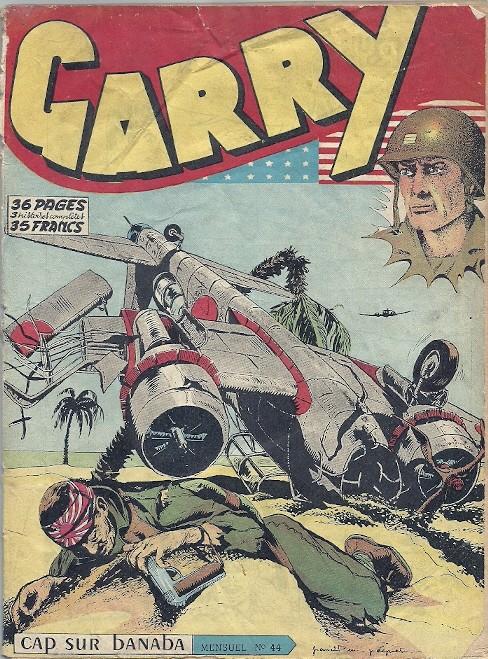 Couverture de Garry -44- Cap sur Banaba