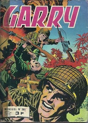 Couverture de Garry (Impéria) (2e série - 190 à 456) -381- L'oiseau noir