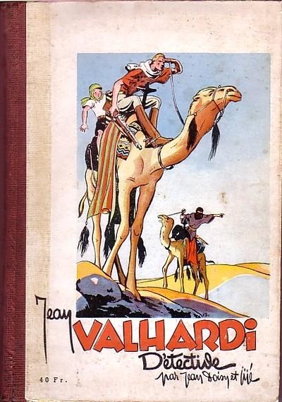 Couverture de Valhardi -1- Valhardi détective