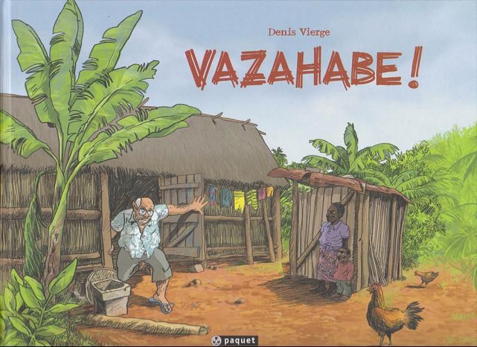 Couverture de Vazahabe !