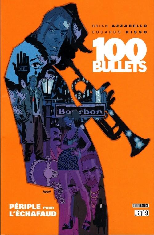 Couverture de 100 Bullets (albums brochés) -11- Périple pour l'échafaud