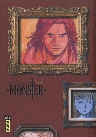 Monster (Urasawa - Deluxe) - Tome 1
