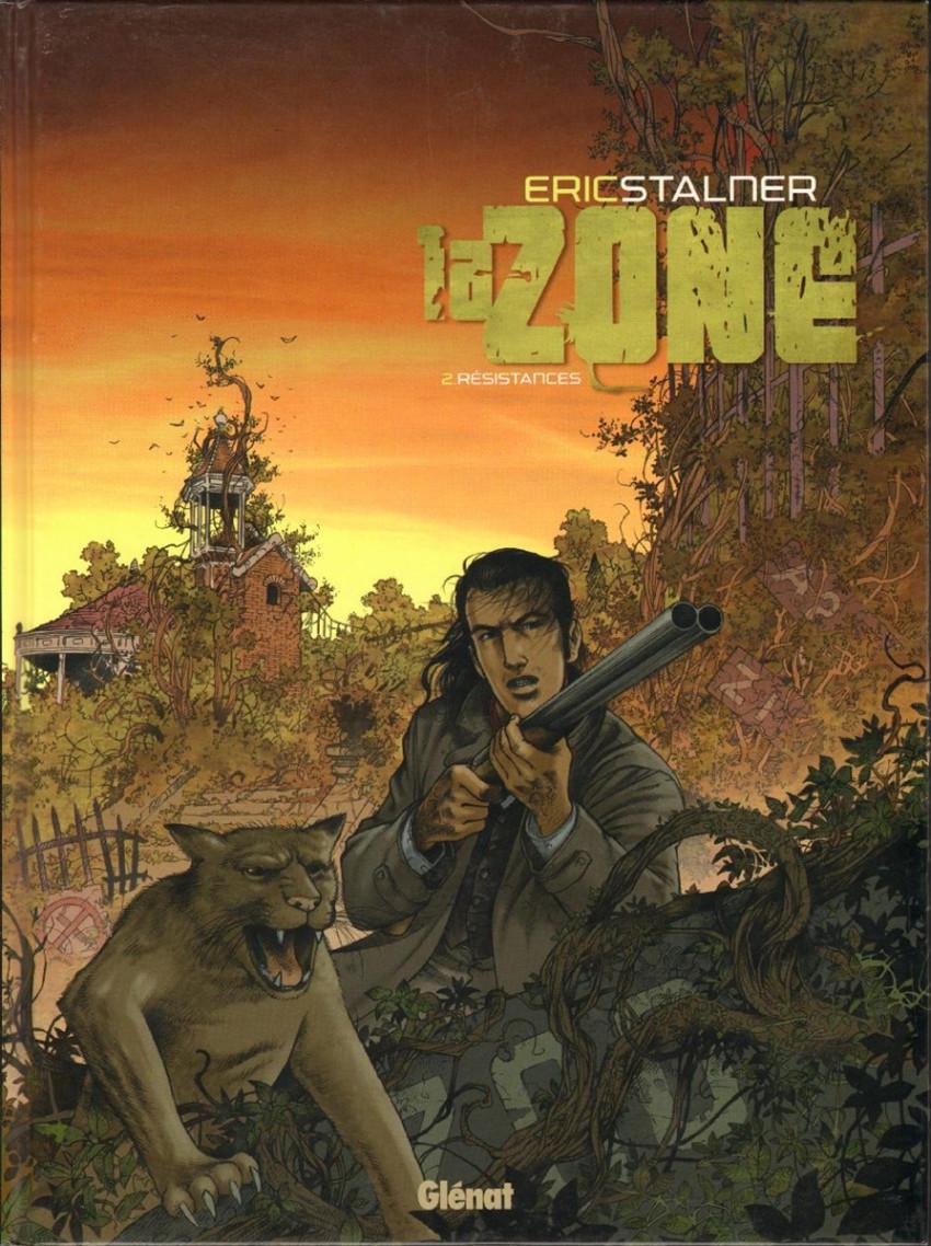 La zone 2. Résistances