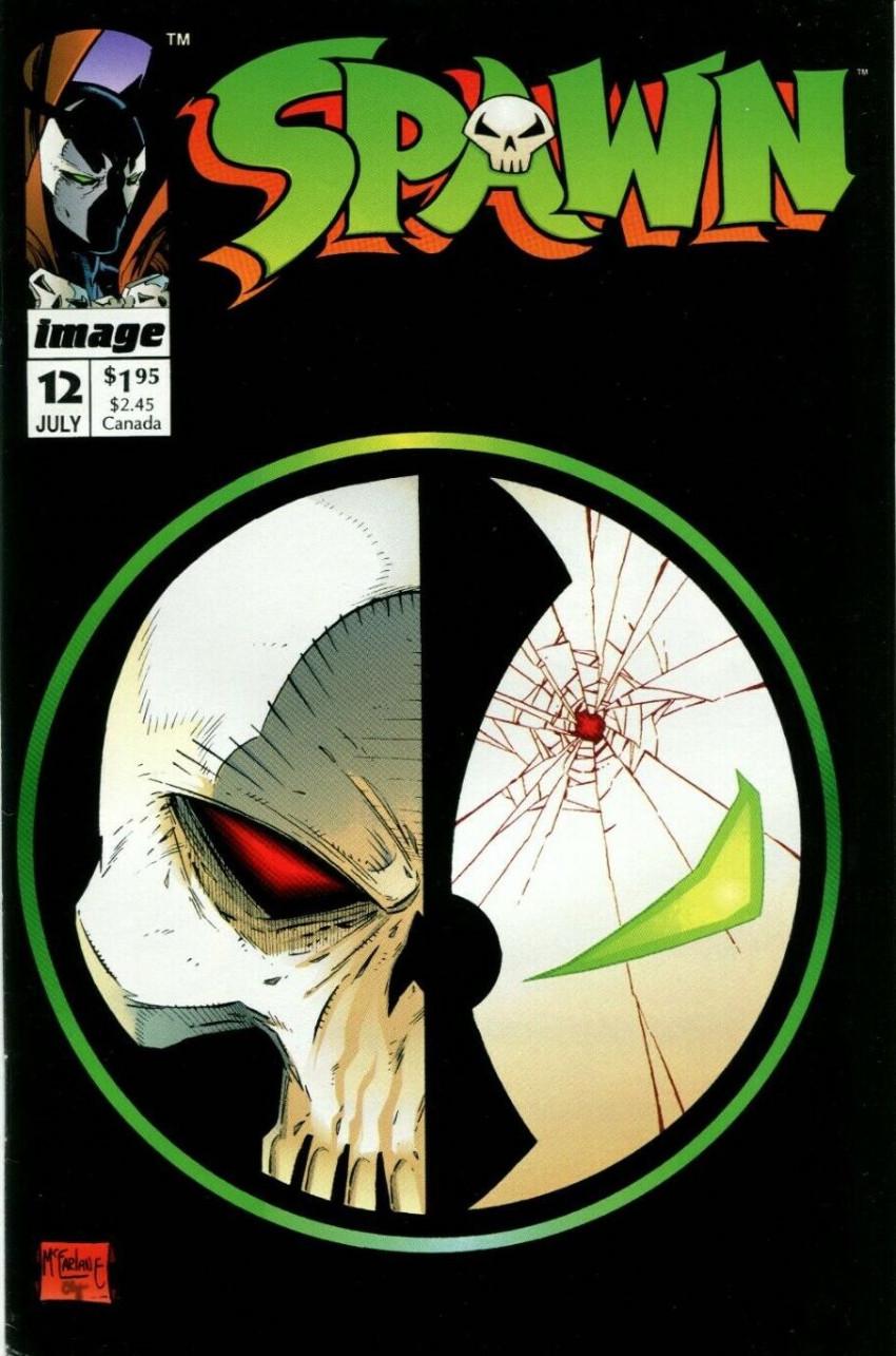 Couverture de Spawn (1992) -12- Flashback