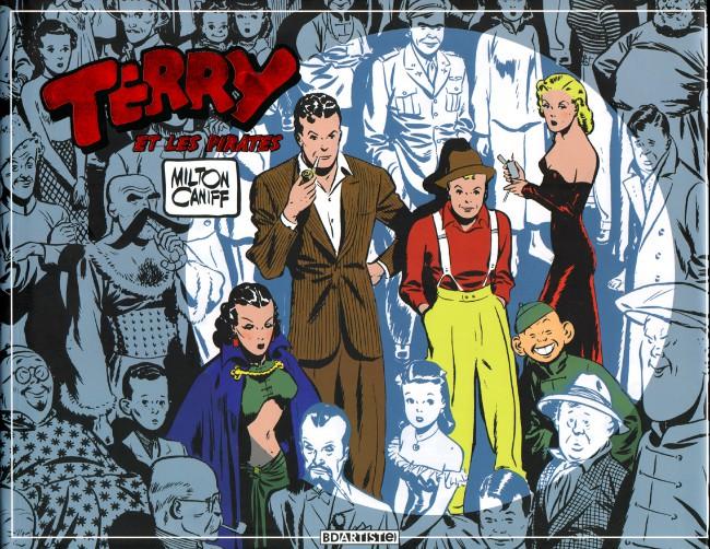 Couverture de Terry et les pirates (BDArtist(e)) -1- Volume 1 : 1934 à 1936