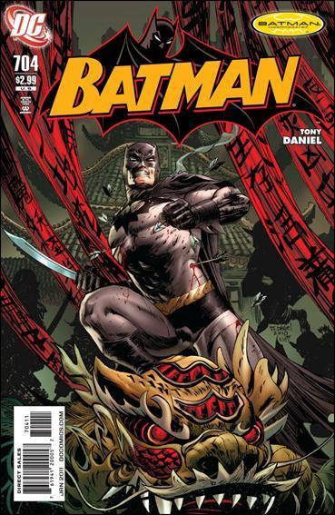 Couverture de Batman Vol.1 (DC Comics - 1940) -704- Eye of the beholder part 1 : hear no evil