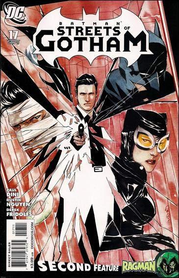 Couverture de Batman: Streets of Gotham (2009) -17- The house of hush part 2 : reunions