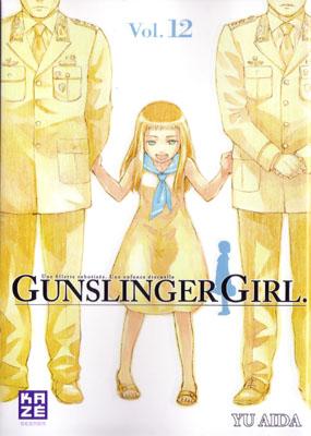 Couverture de Gunslinger Girl -12- Tome 12