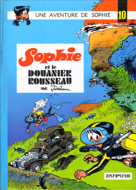 Les aventures de Sophie, n°10, Sophie et le douanier Rousseau
