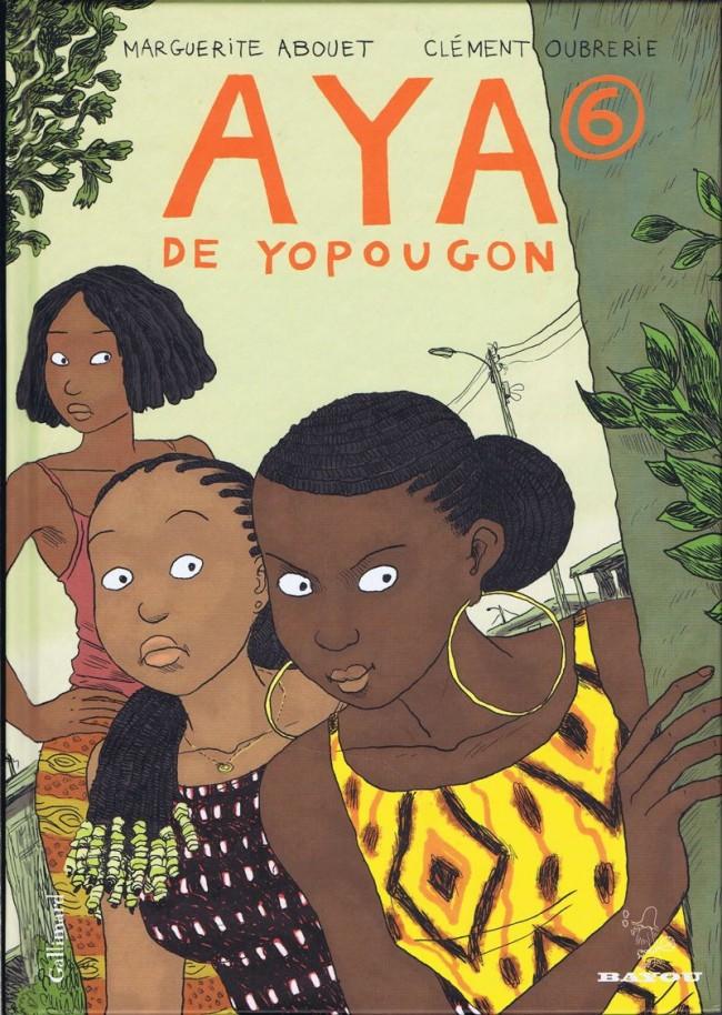 Couverture de Aya de Yopougon -6- Volume 6