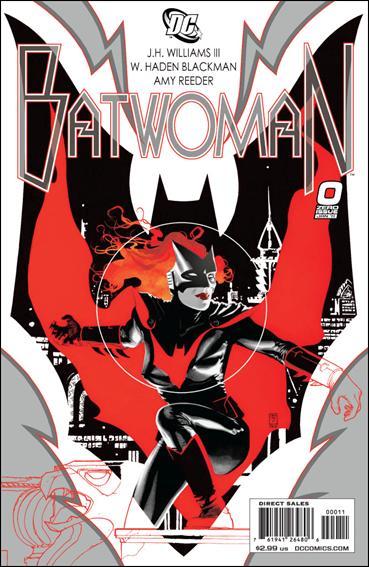 Couverture de Batwoman (2011) -02011- Beyond a shadow