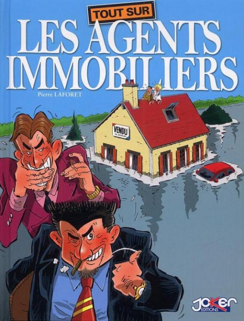 Tout sur les agents immobiliers bd informations cotes for Agents immobiliers