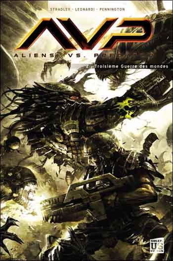 Aliens vs Predator (Soleil) - les 2 tomes