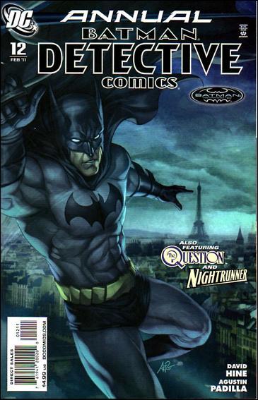 Couverture de Detective Comics (1937) -AN12- All the rage part 1