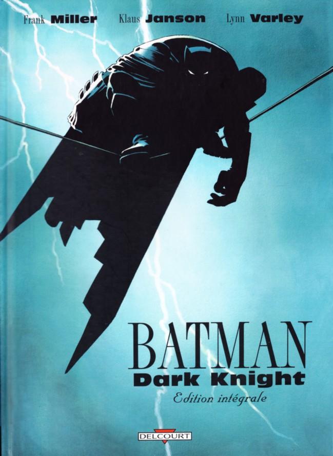 Couverture de Batman - Dark Knight -INT- Batman - Dark Knight - Édition intégrale