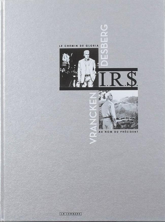 Couverture de I.R.$. puis I.R.$ -TL6- Tomes 11 & 12