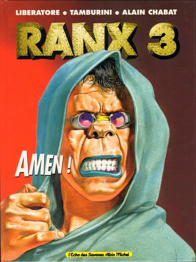 Couverture de RanXerox -3- Amen !