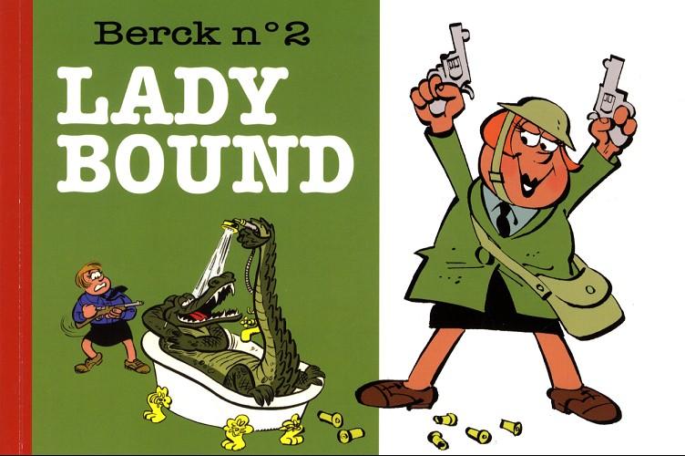 Couverture de Lady Bound - Tome 1TL