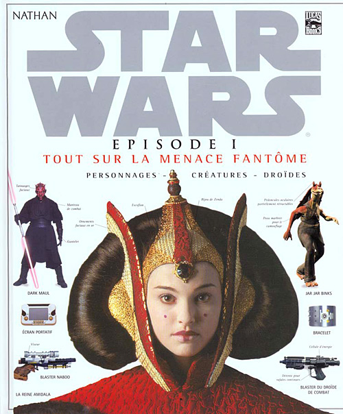 Star wars vaisseaux et engins 5 episode 1 tout sur la menace fant me personnages - Personnage star wars 6 ...