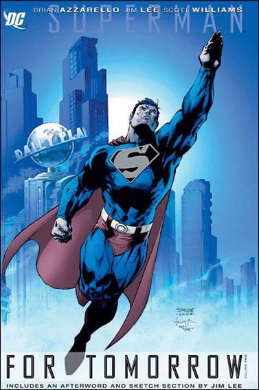 Couverture de Superman Vol.2 (DC comics - 1987) -INT- For tomorrow part 2