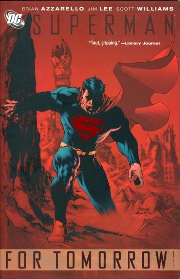 Couverture de Superman Vol.2 (DC comics - 1987) -INT- For tomorrow part 1