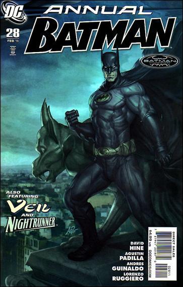 Couverture de Batman (1940) -AN28- Annual 28: All the Rage part 2