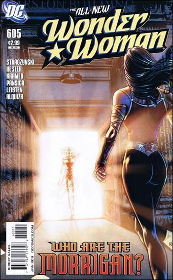 Couverture de Wonder Woman Vol.1 (DC Comics - 1942) -605- Runaway fate
