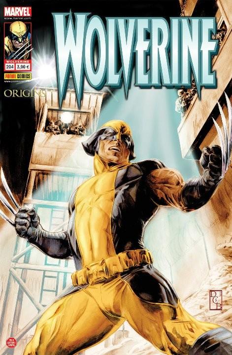 Couverture de Wolverine (Marvel France 1re série) (1997) -204- Sept contre un (2)