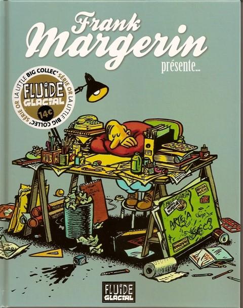 Couverture de Frank Margerin présente - Tome INT