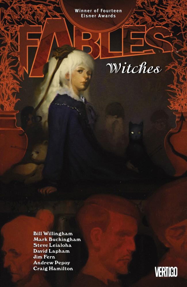 Couverture de Fables (2002) -INT14- Witches