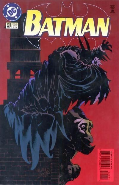 Couverture de Batman (1940) -520- Fades to black