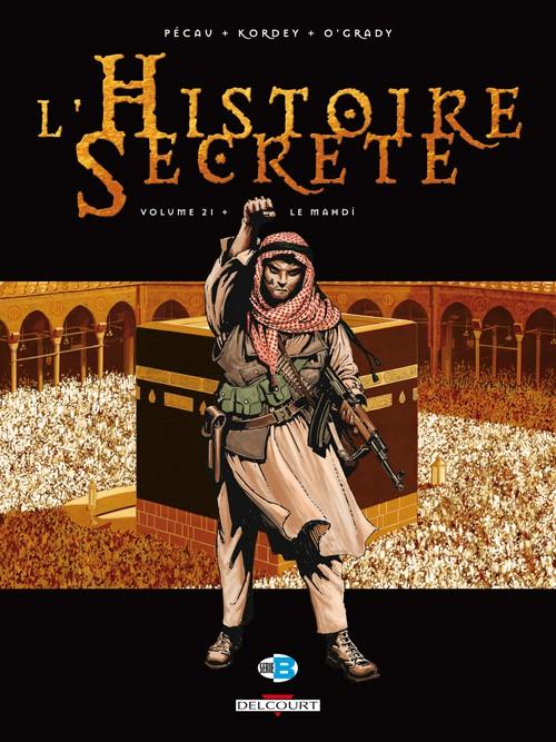 Couverture de L'histoire secrète -21- Le mahdi