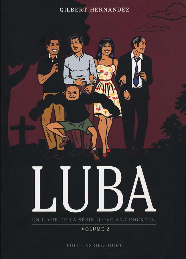 Couverture de Palomar City - Love and rockets -6- Luba - Volume 2