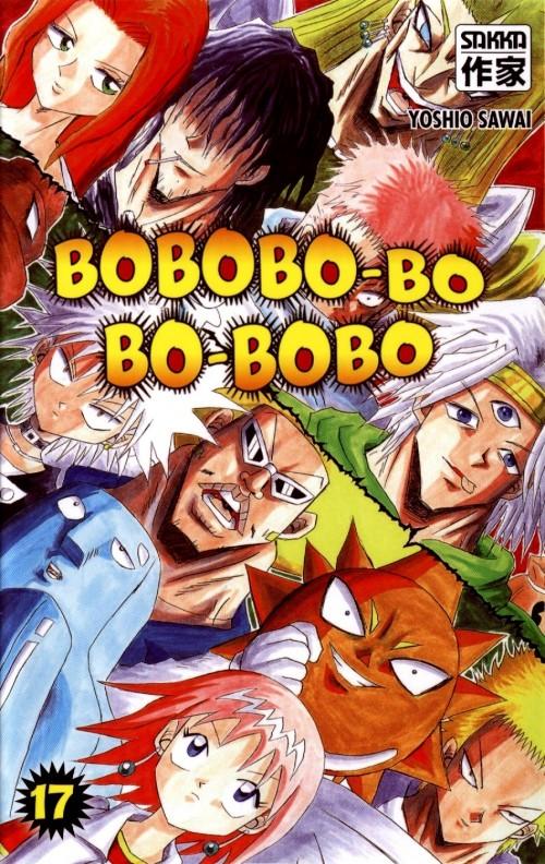 Couverture de Bobobo-bo Bo-bobo -17- Tome 17