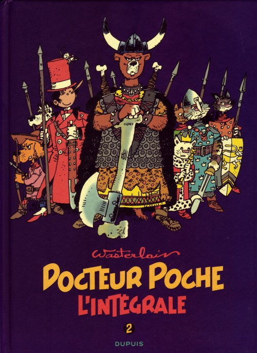 Couverture de Docteur Poche -INT2- 1979-1983