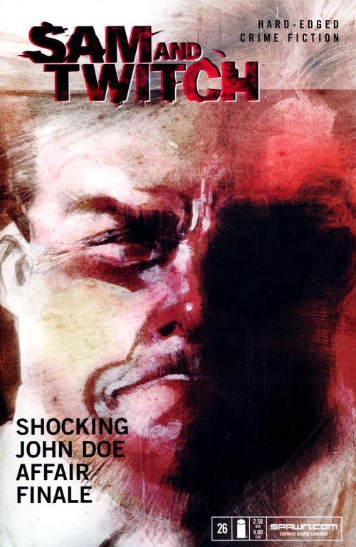 Couverture de Sam and Twitch (1999) -26- The John Doe affair