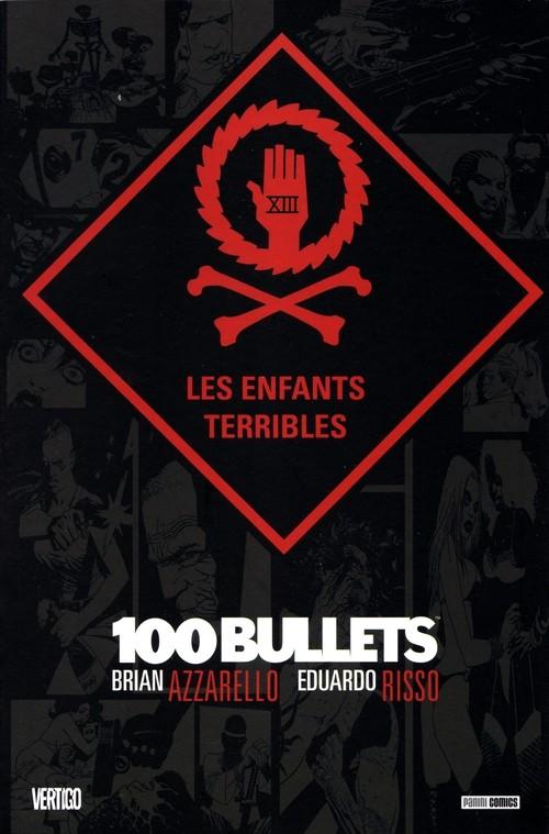 Couverture de 100 Bullets (albums brochés) -12- Les enfants terribles