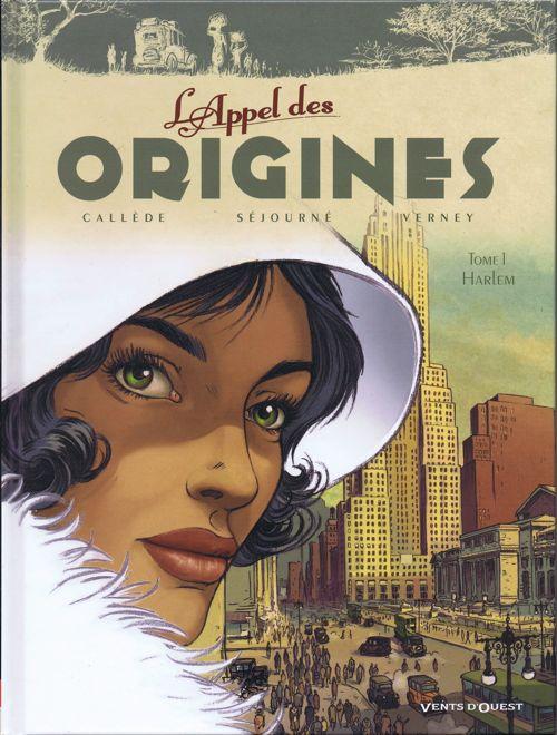 Couverture de L'appel des origines -1- Harlem