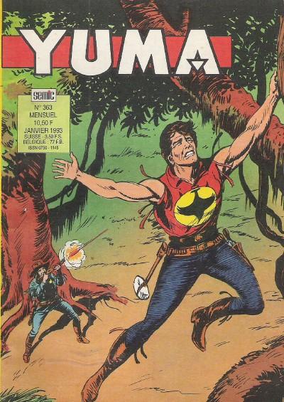 Couverture de Yuma (1re série) -363- Chasse à l'homme (2)