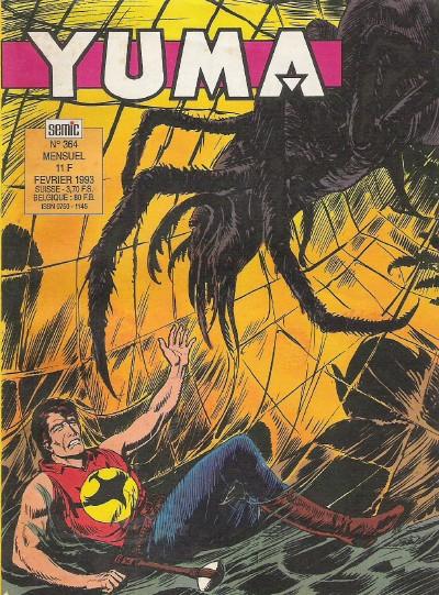 Couverture de Yuma (1re série) -364- Cauchemars (1)