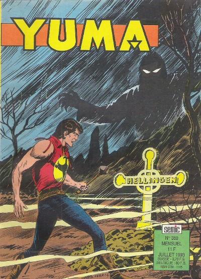 Couverture de Yuma (1re série) -369- Cauchemars (6)