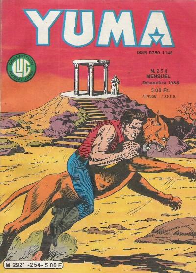 Couverture de Yuma (1re série) -254- Les