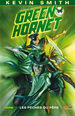 Couverture de Green Hornet -1- Les péchés du père