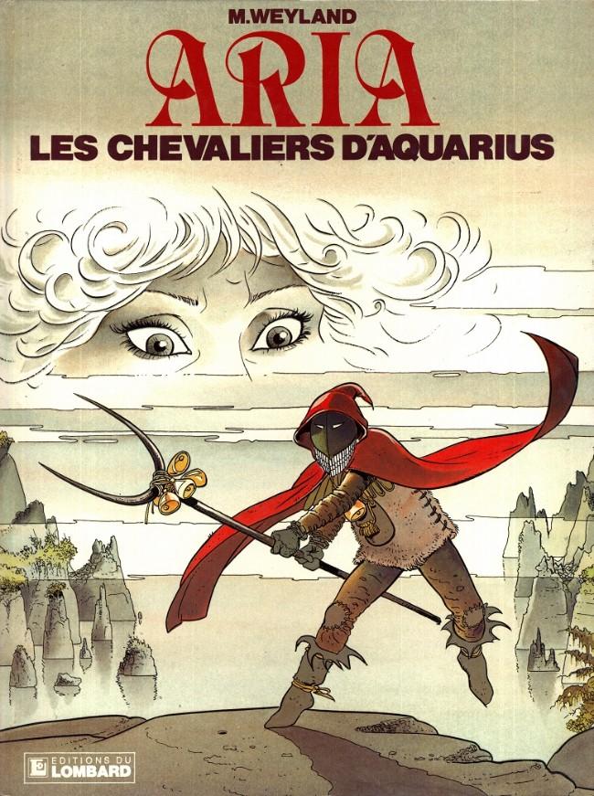 Couverture de Aria -4- Les chevaliers d'Aquarius