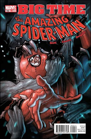 Couverture de Amazing Spider-Man (The) Vol.2 (Marvel comics - 1999) -652- Revenge of the Spider-Slayer part 1 : army of insects