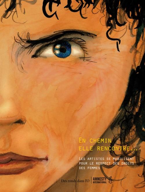 """Résultat de recherche d'images pour """"Collectif d'auteurs, En chemin, elle rencontre..., Volume 1, Des ronds dans l'O éditions, 2009"""""""
