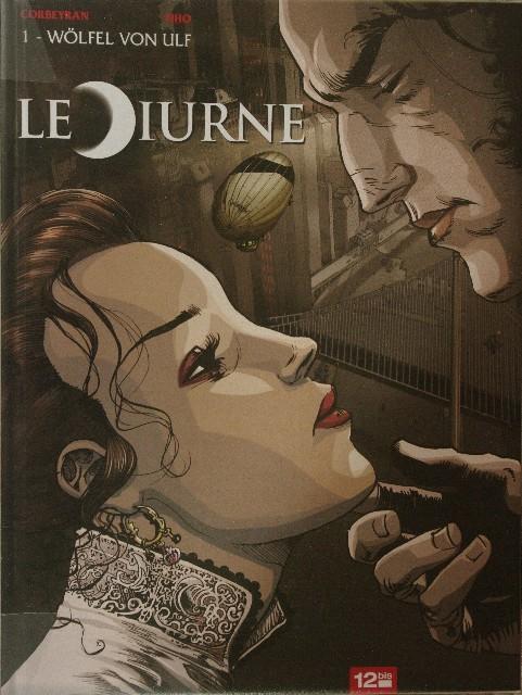 Le Diurne - Tome 1 : Wolfel von Ulf
