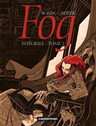 Couverture de Fog (Seiter/Bonin) -INT2- Intégrale - Tome 2