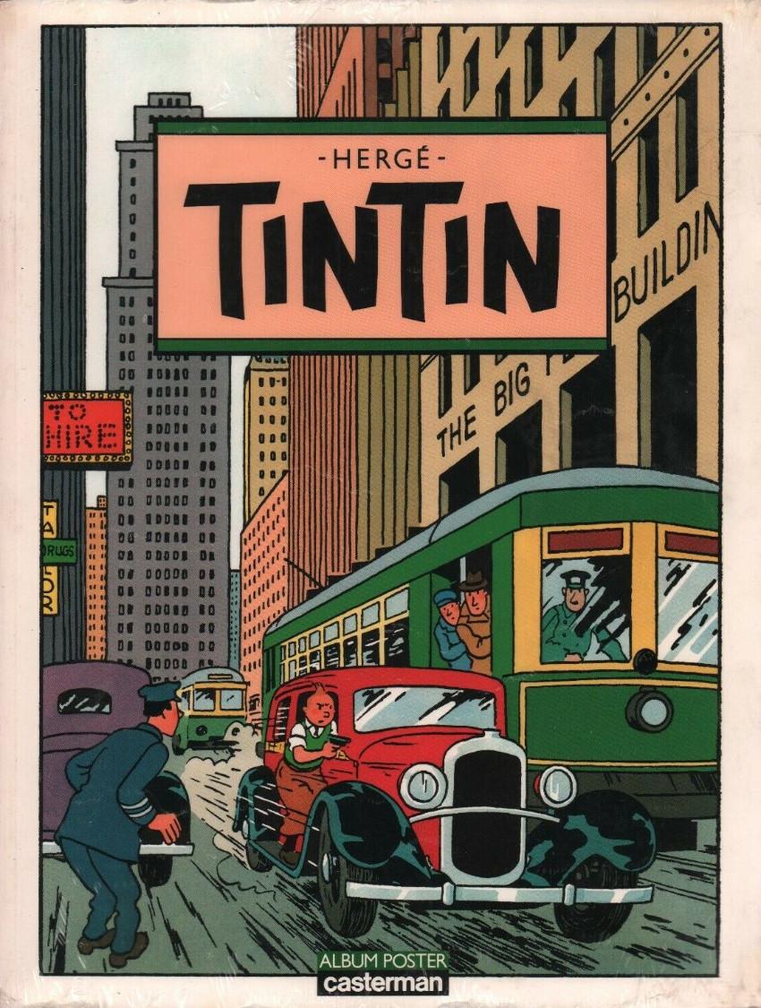 Couverture de Tintin - Divers - Tintin