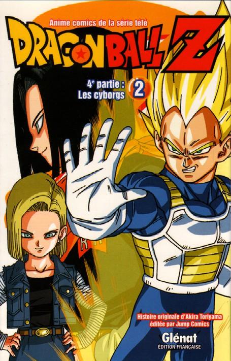 Couverture de Dragon Ball Z -17- 4e partie : Les cyborgs 2